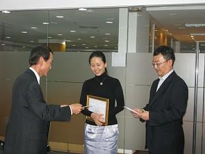 An Khánh JVC tổ chức lễ kỷ niệm 2 năm thành lập