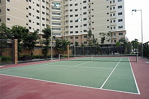 Thông báo v/v sử dụng dịch vụ sân tennis trong Khu đô thị Splendora