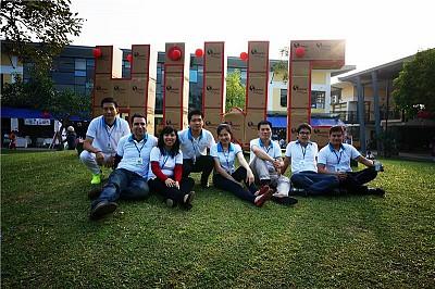 Splendora tham gia ngày hội gây quỹ lớn nhất Hà Nội