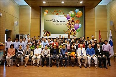 An Khánh JVC kỷ niệm 7 năm ngày thành lập 8/12/2006 – 8/12/2013.