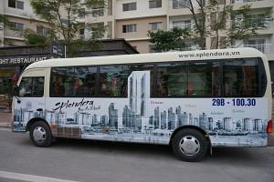 Xe bus dành cho cư dân